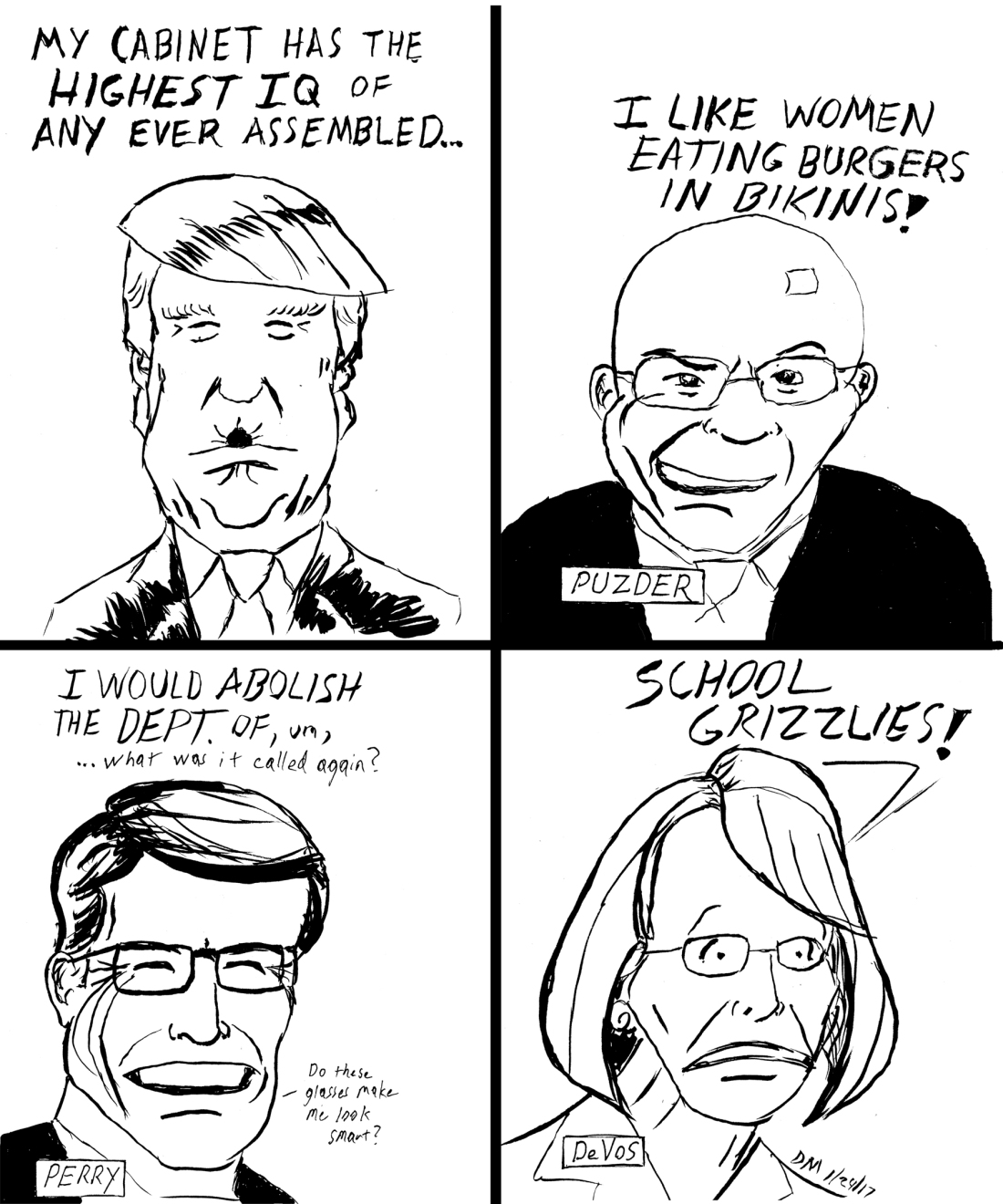 trump cabinet final