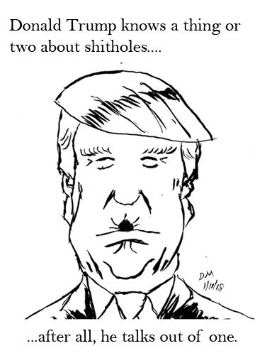 trump-shithole